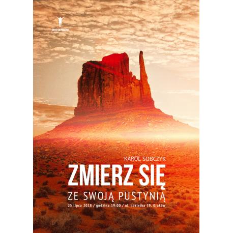 Zmierz się ze swoją pustynią - Karol Sobczyk