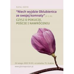 Niech wyjdzie Oblubienica - Rafał Indyk