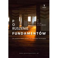 Poruszenie fundamentów - Marcin Zieliński
