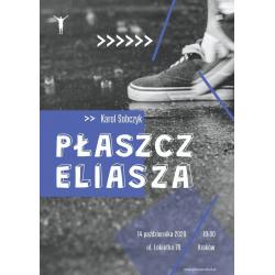 Płaszcz Eliasza - Karol Sobczyk