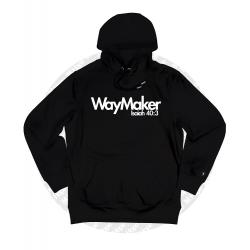 Bluza WayMaker czarna (rozmiar S)