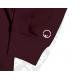 Bluza Unity bordowa (rozmiar XS)