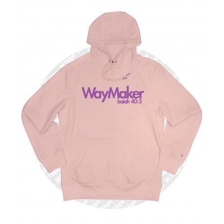 Bluza WayMaker różowa (rozmiar XS)